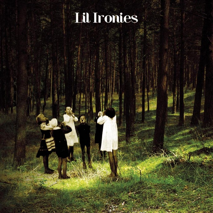 LIL IRONIES cover