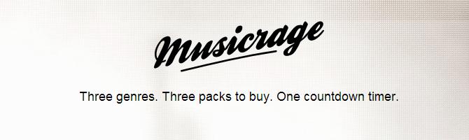 MusicRage – płać ile chcesz za muzykę – piąta runda