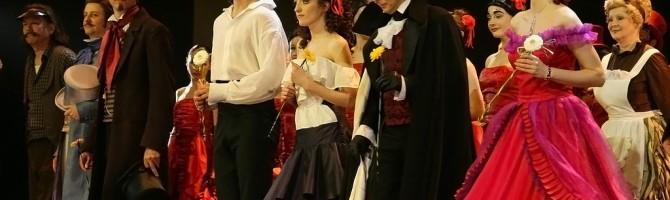 Opera i operetka w moich trzydziestoletnich uszach