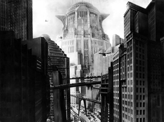 Wieża Metropolis